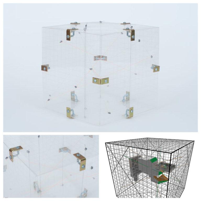 Cube/Sphere III