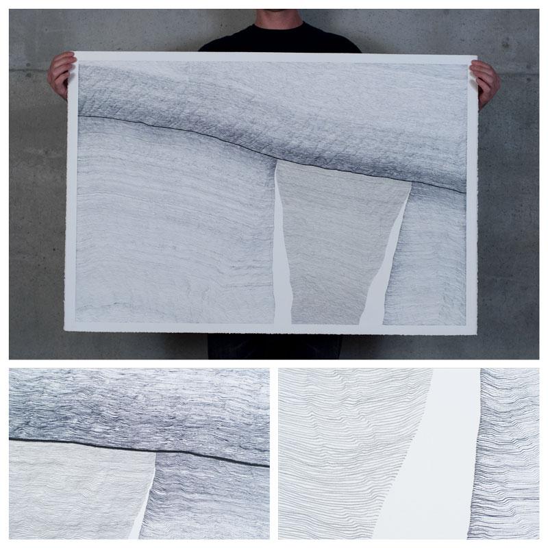 drawing paper graphite santa fe