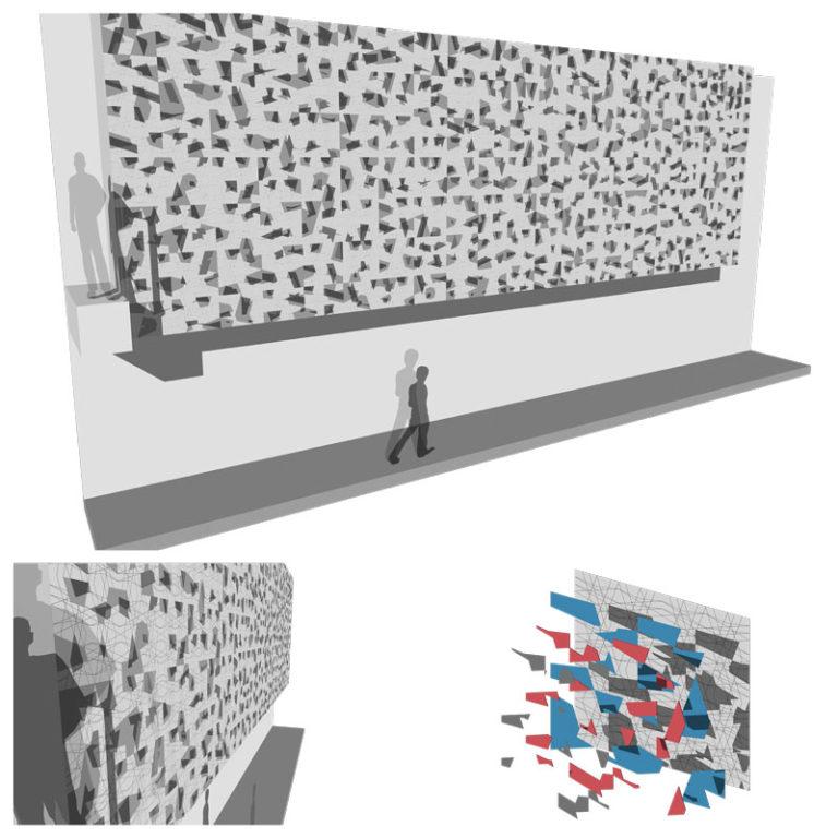 Tessellation Mural