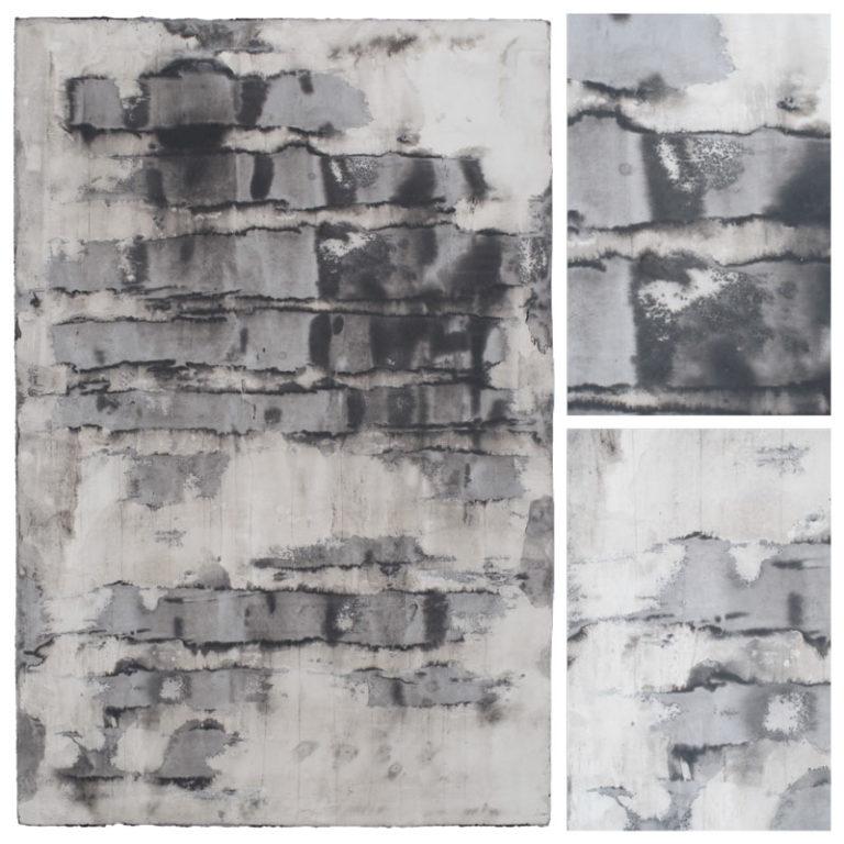 drawing concrete brutalist japan